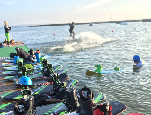 Thy Cablepark events 2016